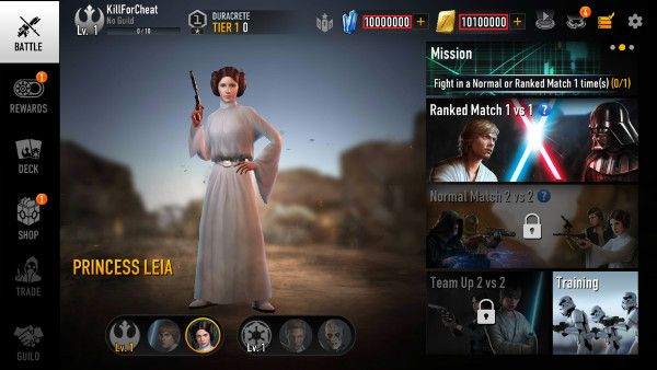hack do star wars arena