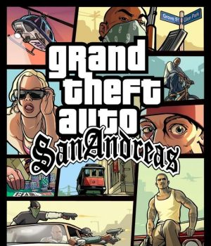 okladka gta san andreas